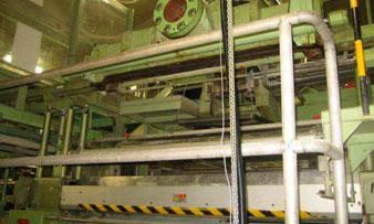 Ligne à pâtes longues Bühler TT 1000 kg/h