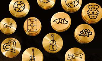 Formen für Pastafiguren